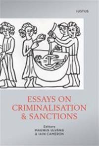 Essays on criminalisation & sanctions