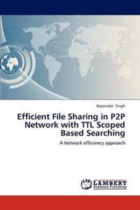 Efficient File Sharing in P2P Network with TTL Scoped Based Searching