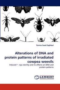 Alterations of DNA and Protein Patterns of Irradiated Cowpea Weevils
