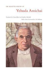 Selected poetry of yehuda amichai