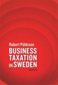 Business taxation in Sweden