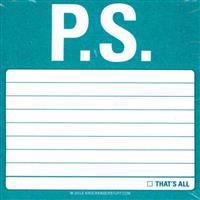 PS Sticky Note