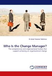 Who Is the Change Manager?