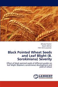 Black Pointed Wheat Seeds and Leaf Blight (B. Sorokiniana) Severity