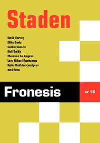 Fronesis 18 Staden