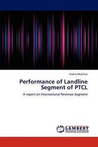 Performance of Landline Segment of Ptcl