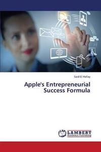 Apple's Entrepreneurial Success Formula