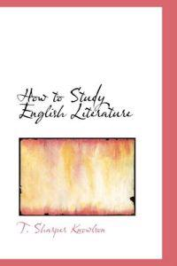 How to Study English Literature