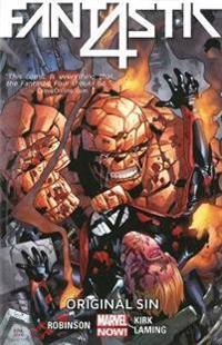 Fantastic Four, Volume 2: Original Sin