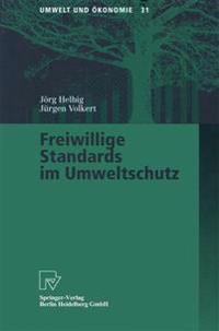 Freiwillige Standards Im Umweltschutz
