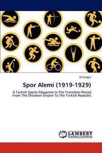 Spor Alemi (1919-1929)