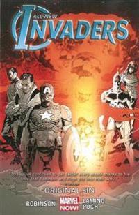 All-new Invaders Volume 2: Original Sin
