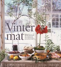 Vintermat : höstkalas, blommor, julfester