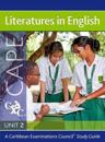 Literatures in English for Cape Unit 2 CXC