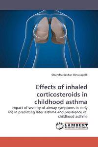 Effects of Inhaled Corticosteroids in Childhood Asthma
