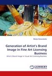 Generation of Artist's Brand Image in Fine Art Licensing Business