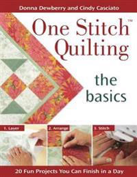 One Stitch Quilting