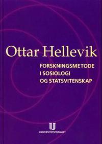 Forskningsmetode i sosiologi og statsvitenskap
