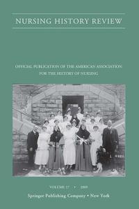 Nursing History Review 2009