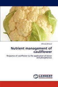 Nutrient Management of Cauliflower