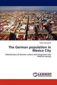 The German Population in Mexico City