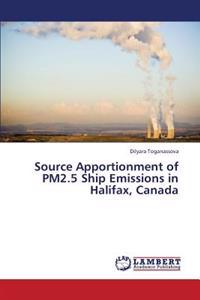Source Apportionment of Pm2.5 Ship Emissions in Halifax, Canada