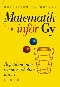 Matematik inför Gy