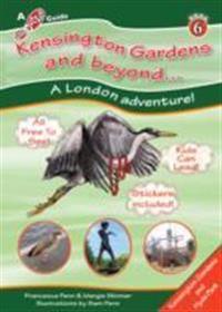 Kensington gardens and beyond...