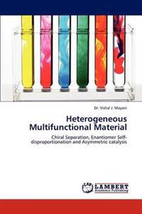 Heterogeneous Multifunctional Material