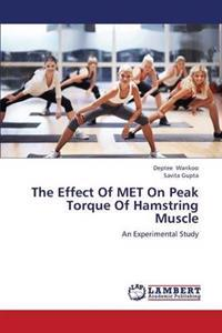 The Effect of Met on Peak Torque of Hamstring Muscle