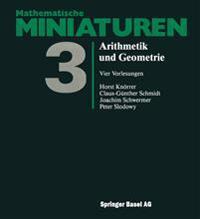Arithmetik Und Geometrie