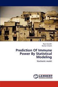 Prediction of Immune Power by Statistical Modeling