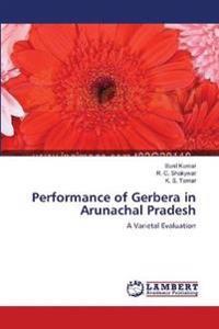 Performance of Gerbera in Arunachal Pradesh
