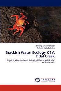 Brackish Water Ecology of a Tidal Creek