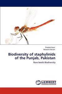 Biodiversity of Staphylinids of the Punjab, Pakistan