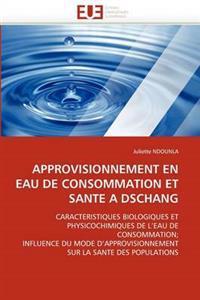 Approvisionnement En Eau de Consommation Et Sante a Dschang