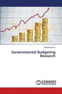 Governmental Budgeting Research