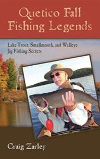 Quetico Fall Fishing Legends: Lake Trout, Smallmouth, and Walleye Jig Fishing Secrets