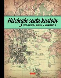 Helsingin seutu kartoin