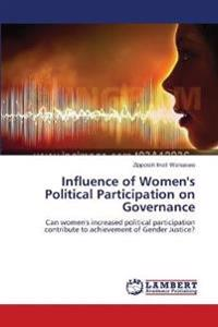 Influence of Women's Political Participation on Governance