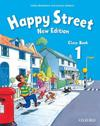 Happy street: 1 new edition: class book