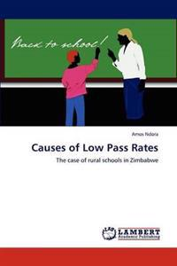 Causes of Low Pass Rates