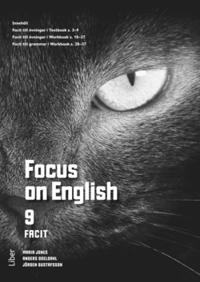 Focus on English 9 Key