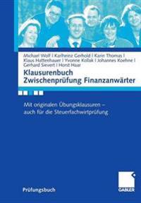 Klausurenbuch Zwischenprüfung Finanzanwärter