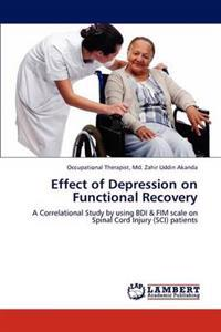 Effect of Depression on Functional Recovery