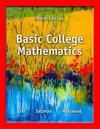 Basic College Mathematics Plus Myworkbook and Video Resources on DVD with Chapter Test Prep