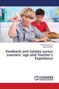 Feedback and Uptake Across Learners' Age and Teacher's Experience