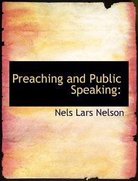 Preaching and Public Speaking