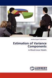 Estimation of Variance Components
