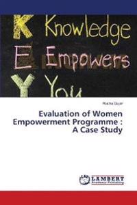 Evaluation of Women Empowerment Programme